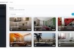 Flazio screenshot: Flazio website management