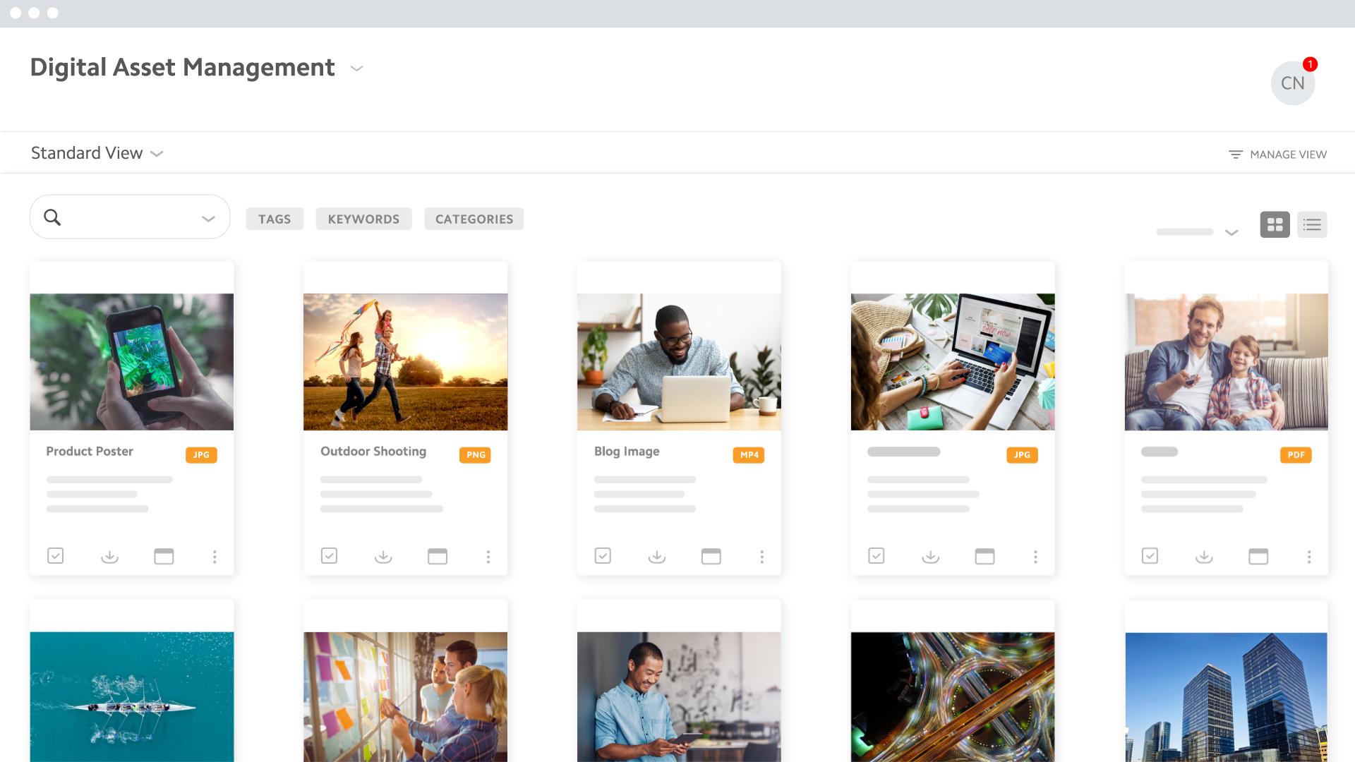 BrandMaker Digital Asset Management