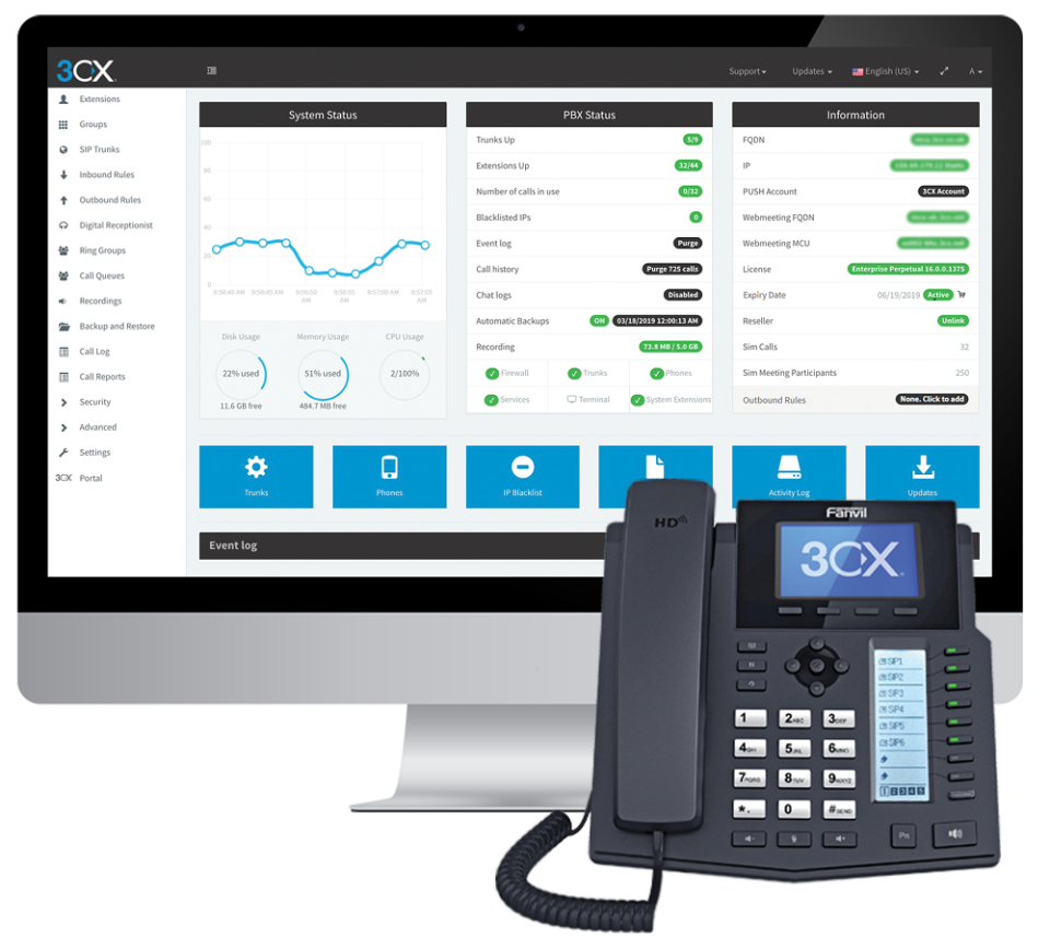 3CX Software - 3