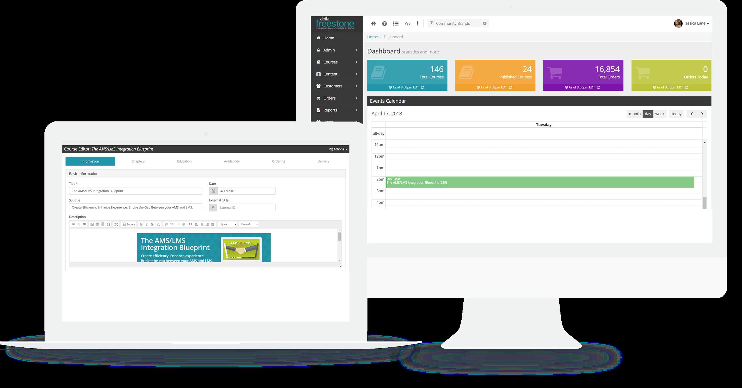 Freestone Software - Event calendar
