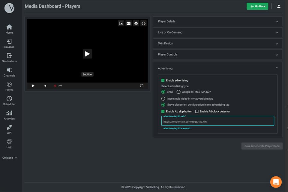Videolinq Software - 4