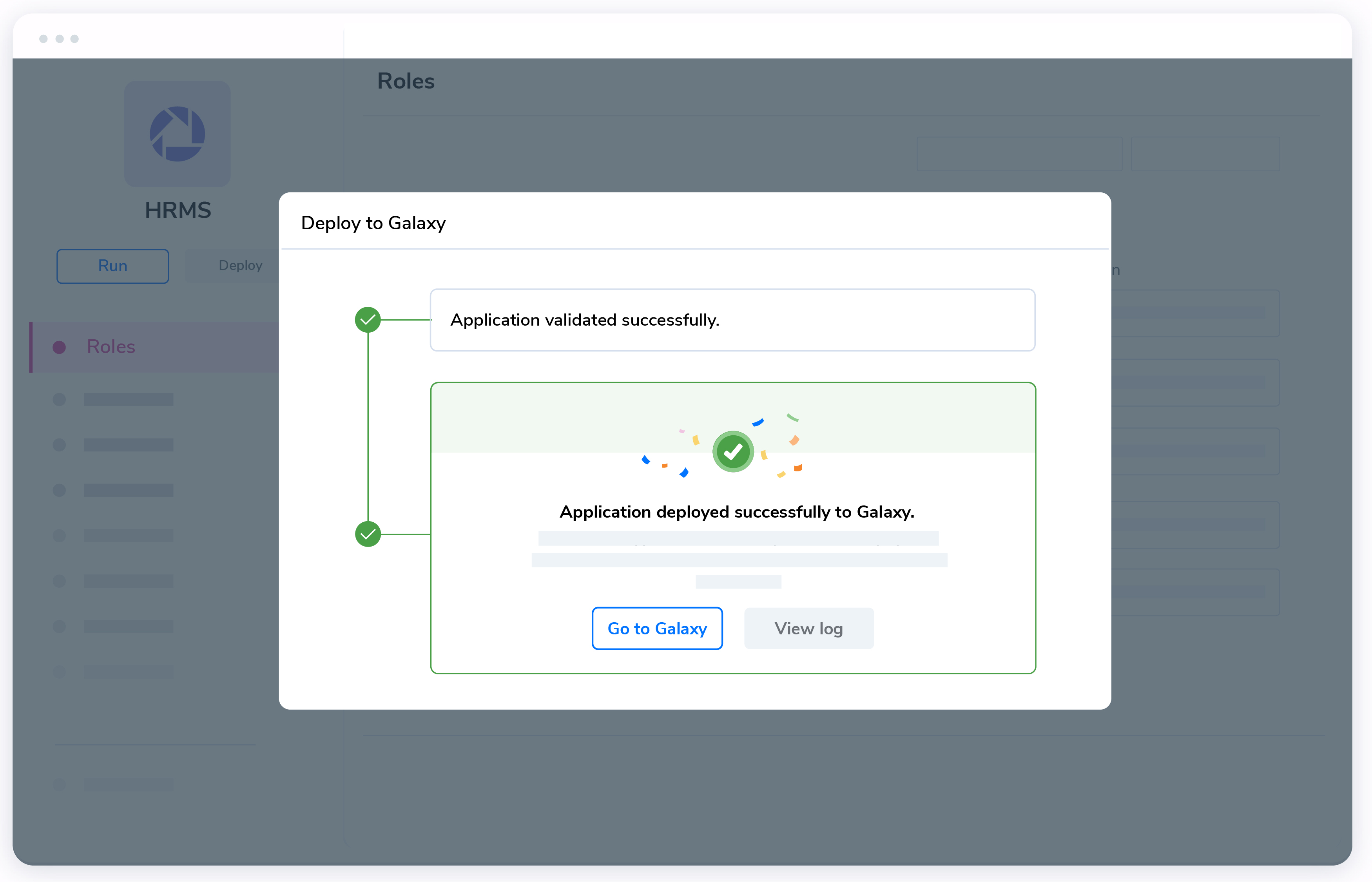 Deploy apps on the go. Accelerate your time-to-deployment.