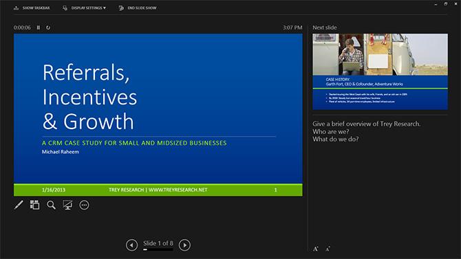 Microsoft PowerPoint Logiciel - 1
