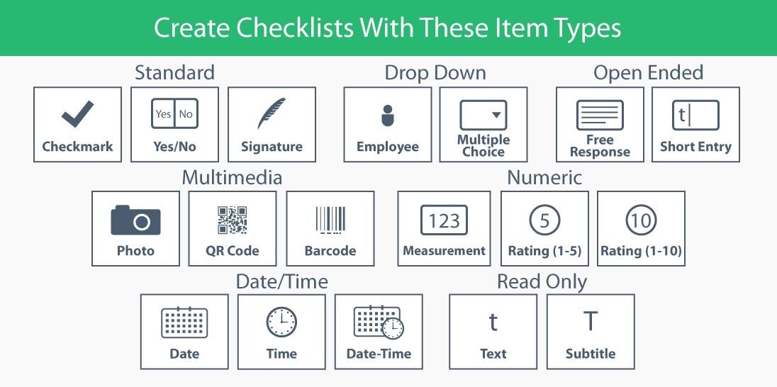 Jolt - Checklist customization