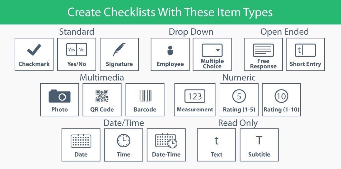 Jolt Software - Jolt - Checklist customization