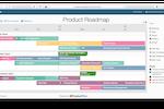 ProductPlan screenshot: Drag & drop bars onto a roadmap and edit them easily