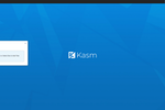 Kasm screenshot: Control Panel on Desktop