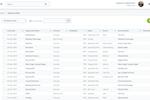 Captura de pantalla de Really Simple Systems CRM: Opportunities List Page