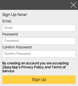 ZippyApp login