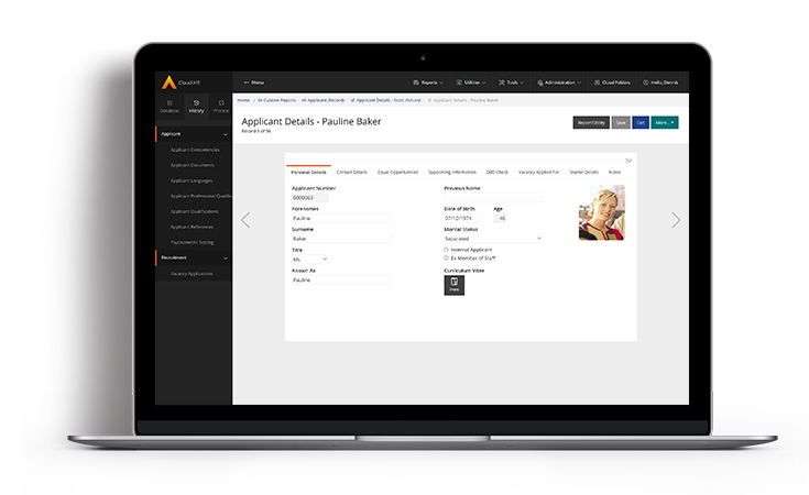 Cloud HR Software - 4