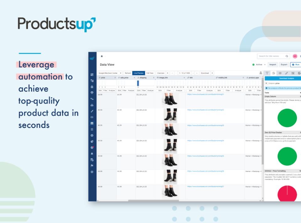 Productsup Software - 2