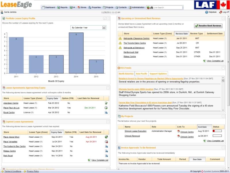 LeaseEagle Software - 4