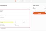 Captura de pantalla de Quartzy: Quartzy purchasing and shipping process