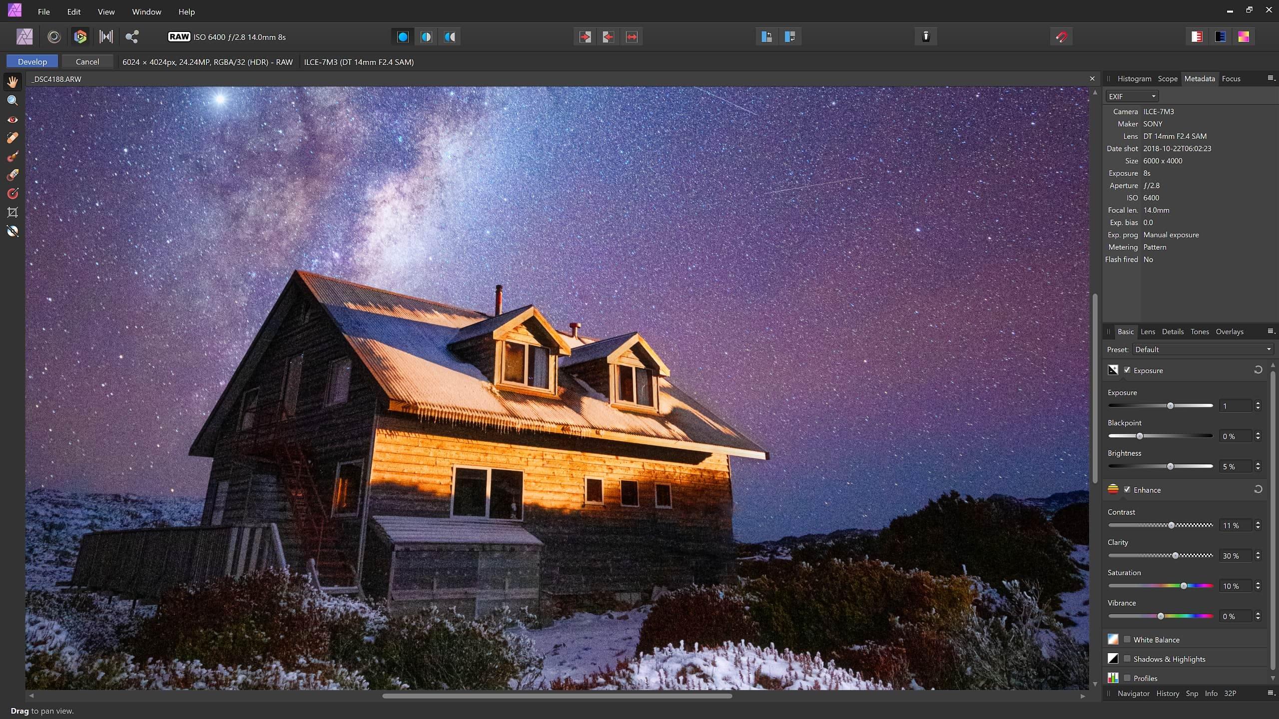 Affinity Photo Software - 2