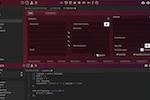 uContact screenshot: Form Designer