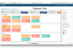ProductPlan screenshot: Color-code roadmaps with custom legends