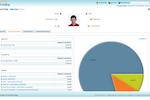 Captura de tela do Workday Financial Management: Workday Financial Management - Chart