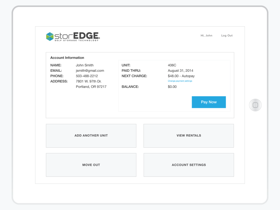 storEDGE Management Software Software - 5