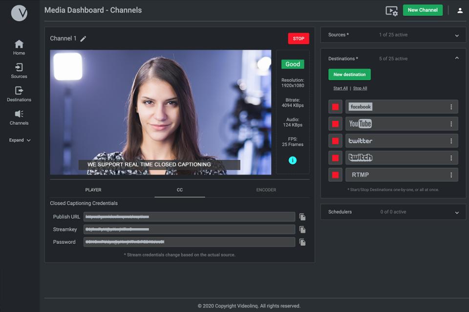 Videolinq Software - 1
