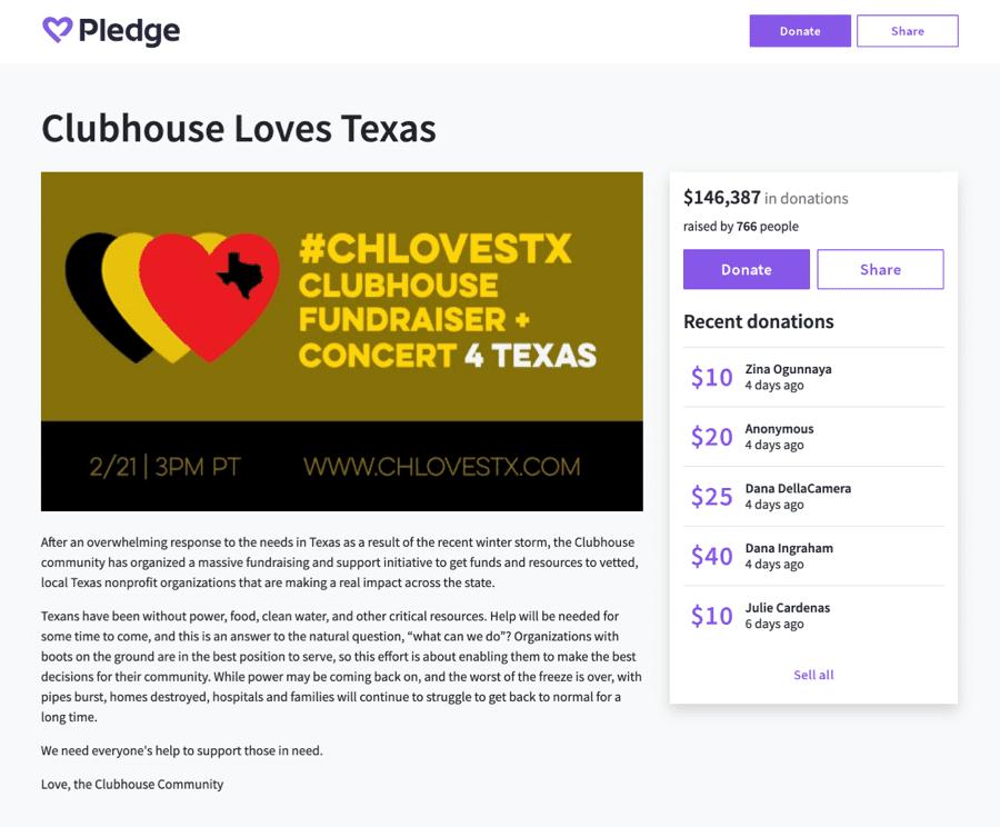 Pledge Software - Custom Donation Forms