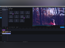 Movavi Video Editor Plus Software - 1