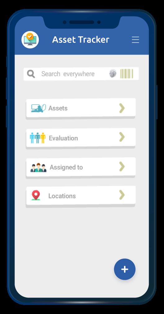 CloudApper Assets tracker