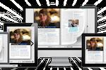 Capture d'écran pour Zyyne : HTML5 reader
