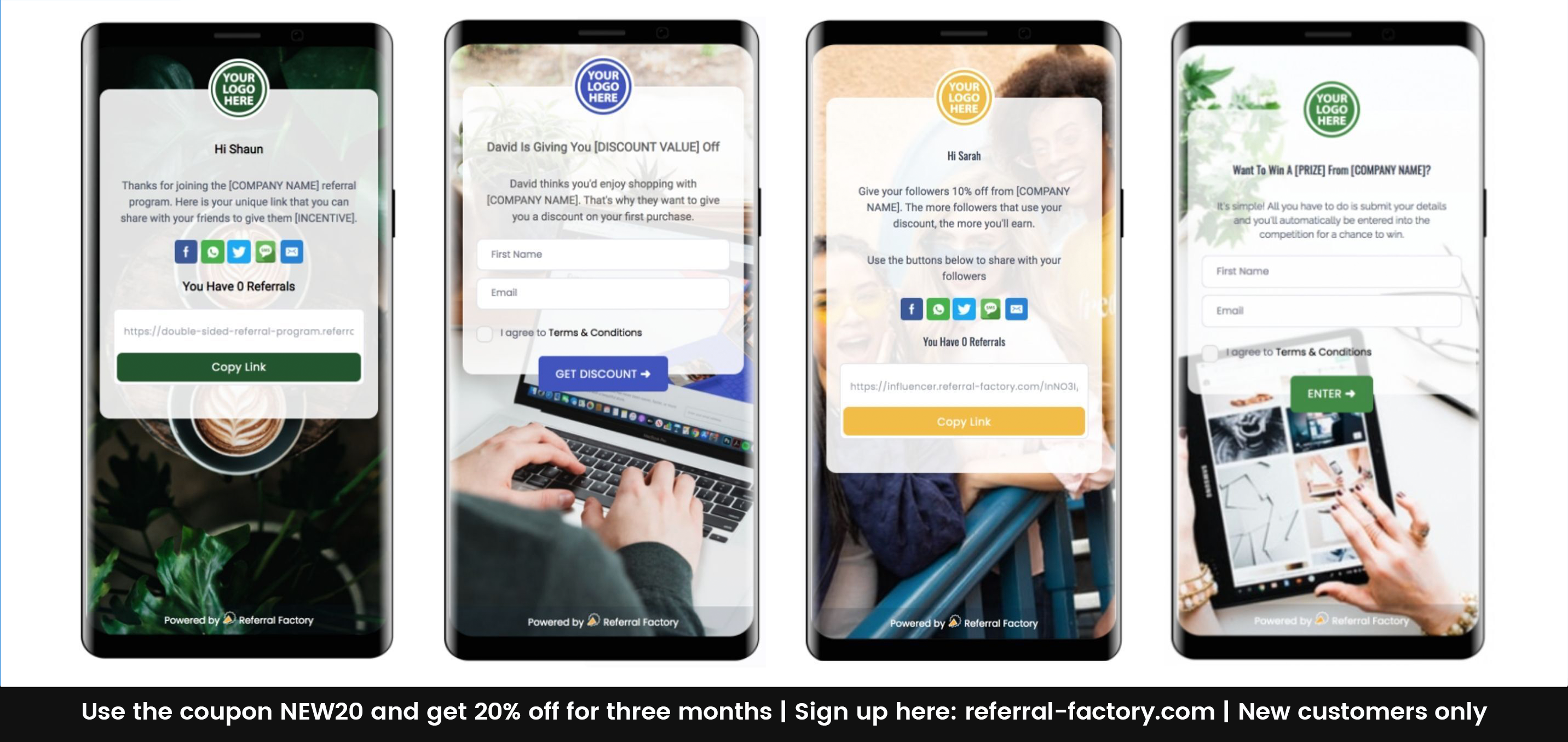 Examples Of Referral Programs