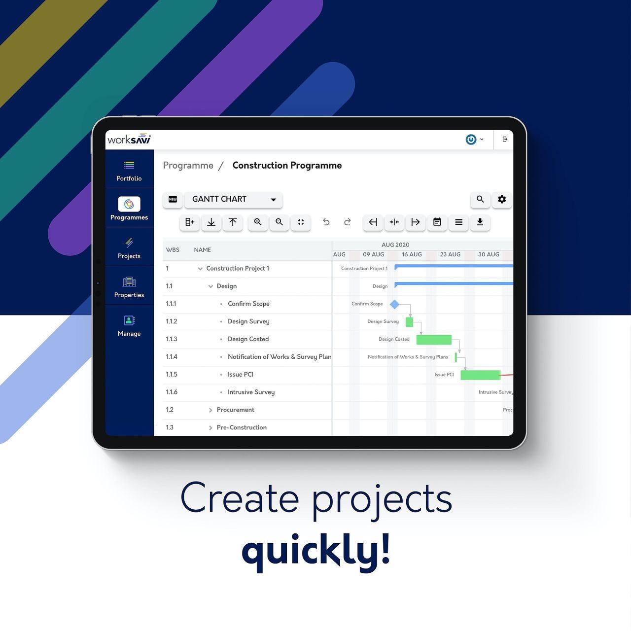 WorkSavi Software - 2