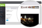 Subscription Genius screenshot: Create a custom branded portal where visitors can subscribe to the publication