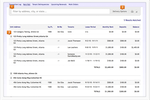 RentPost screenshot: Create custom reports using the Rent Roll