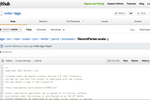 GitHub screenshot:
