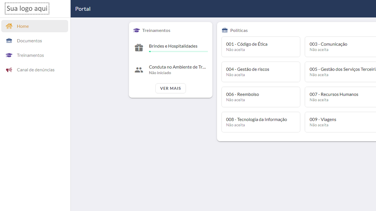ClickCompliance portal