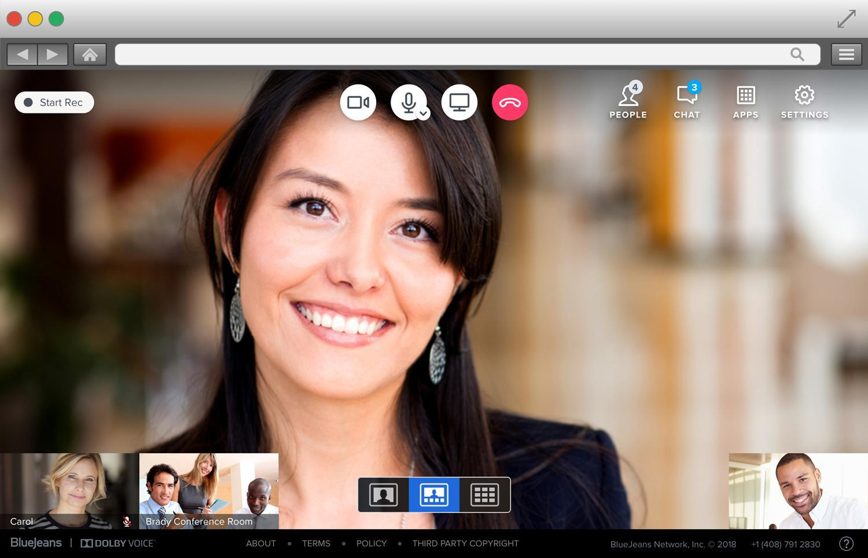 Meeting interface