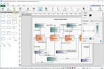 ClickCharts screenshot: ClickCharts customize the appearance of process steps