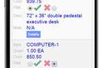 SpendMap screenshot: MOBILE APPROVALS