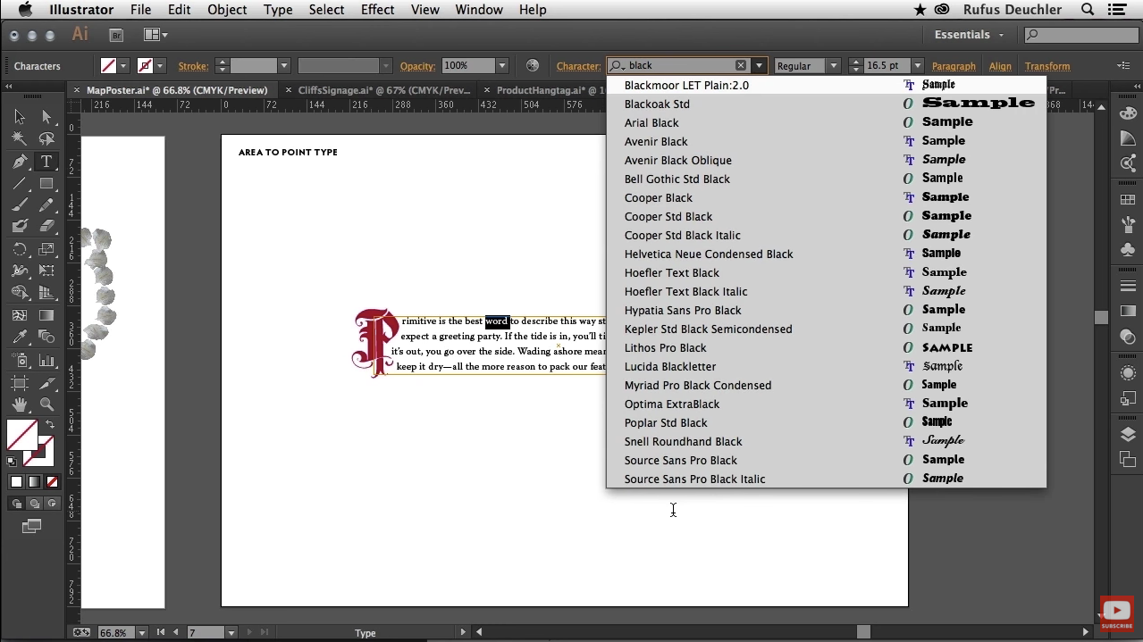 Adobe Illustrator Software - 5