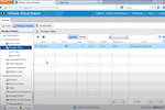 Workspace ONE Screenshot: VMware vCloud director manager & monitor