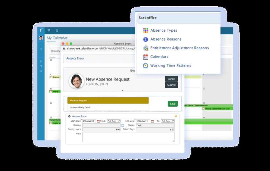 Talentia HCM Software - 5