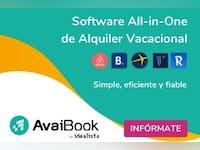 AvaiBook Vacation Rental Software