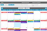 BIStrainer screenshot: BIStrainer calendar