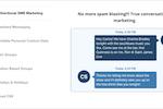 Texting Base screenshot: Bi-Directional SMS marketing