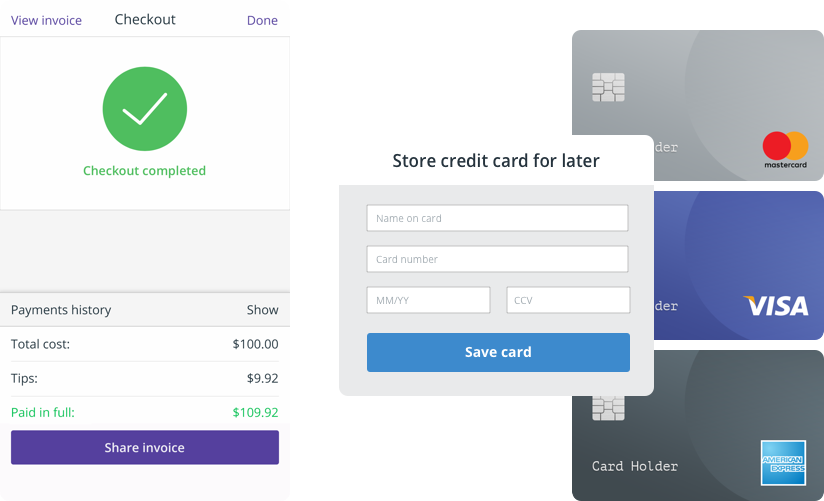 Genbook Software - Secure Payments