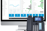 Captura de pantalla de 3CX: 3CX's Unified Communications solution sets itself apart with its easy installation and management. Setup takes minutes; the phone system will run on-premise on an existing Windows or Linux machine and can be virtualized on Hyper-V, VMware or KVM.