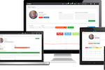 iCareManager screenshot: iCareManager is an online solution created for the service management of long-term care providers, offering compatibility across web-enabled devices