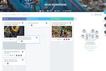 WorkRooms Screenshot: WorkRooms task board