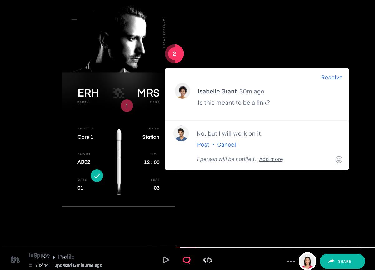 InVision App Software - 3