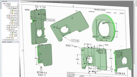 DesignSpark Mechanical Software - 5