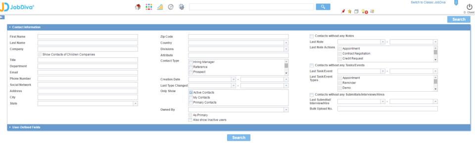 JobDiva Software - 2
