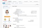 IntelliEnterprise screenshot: IntelliEnterprise User Profile